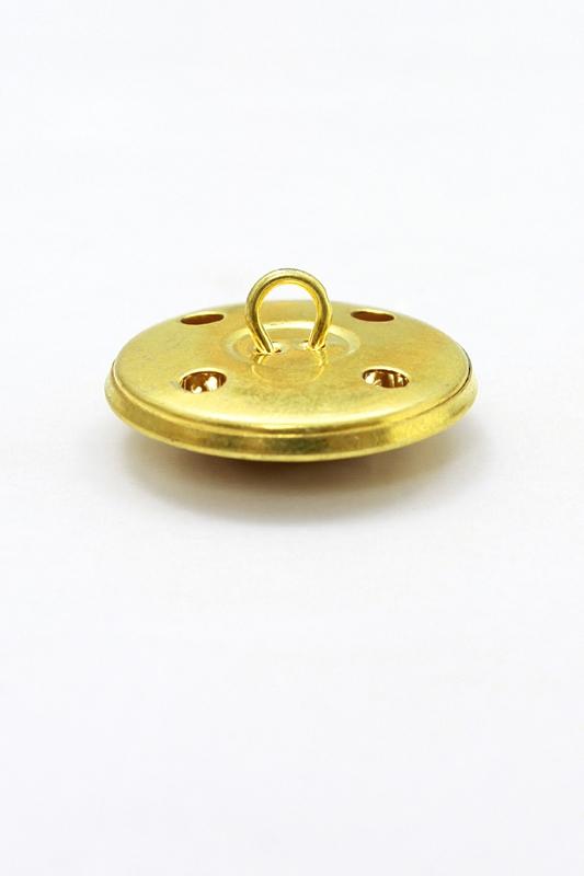 メタルボタン01 - ゴールド01